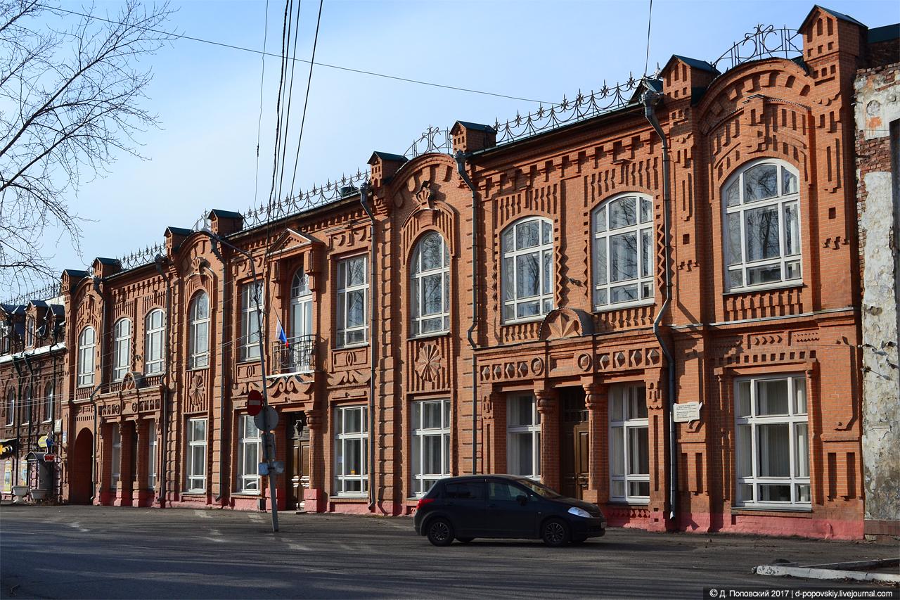 Центральная городская библиотека им. В. М. Шукшина (дом купца Осипова)