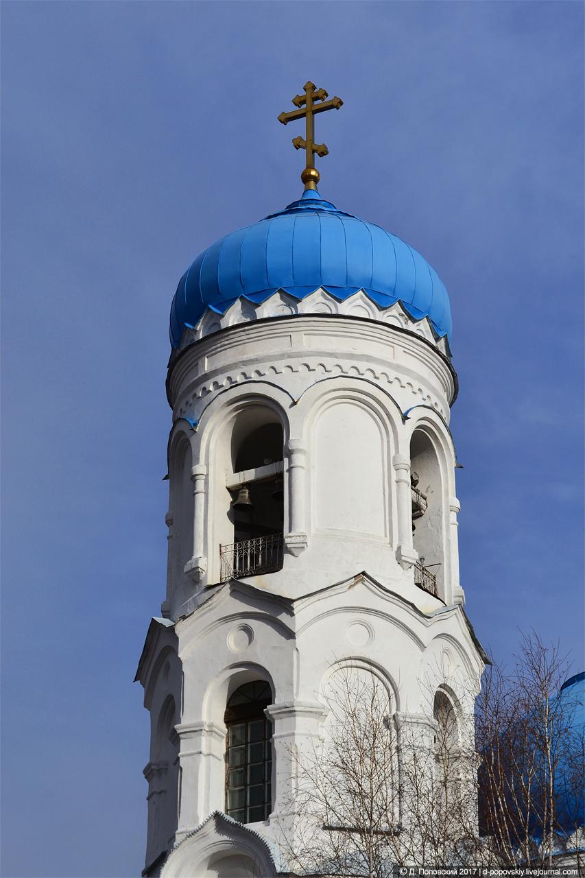Успенский собор. Колокольня