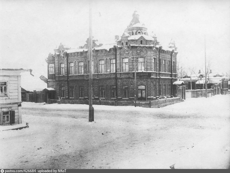 вам картинка дом купца варвинского краеведческий музей тона