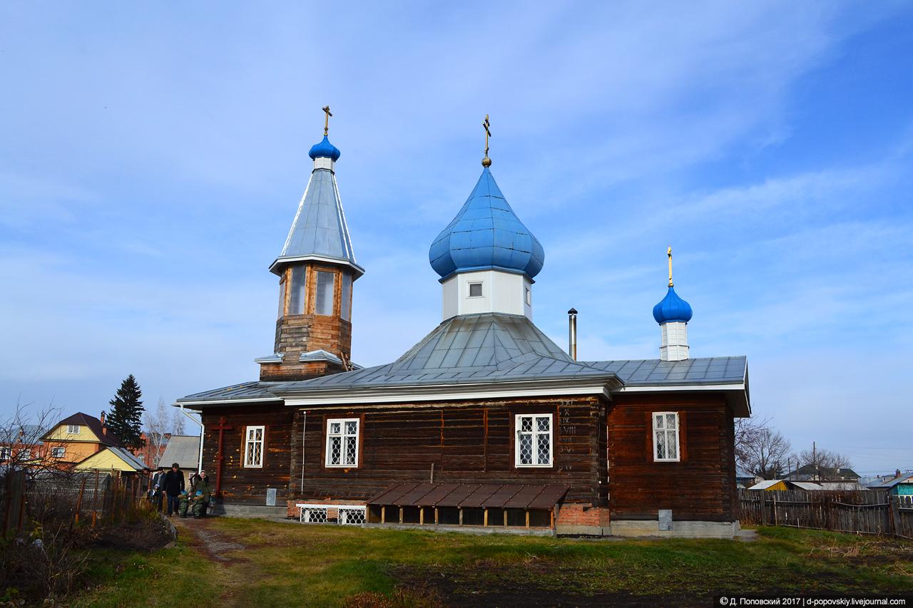 Казанский храм. Общий вид