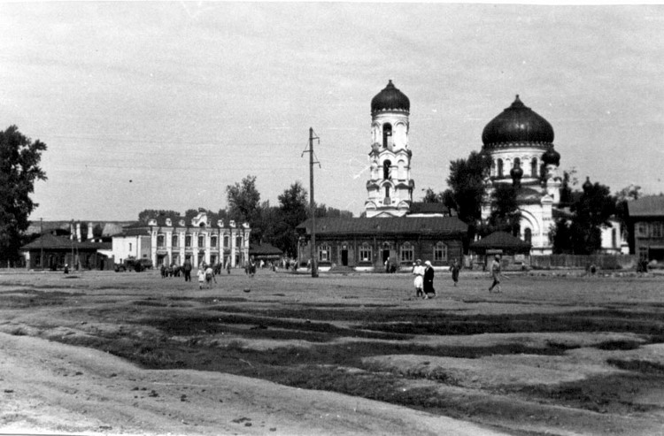 Успенский собор в 1947 году