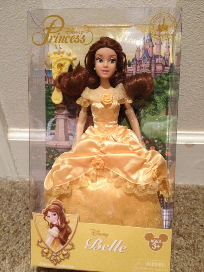 Disney Parks Princess Dolls Disney Princesses