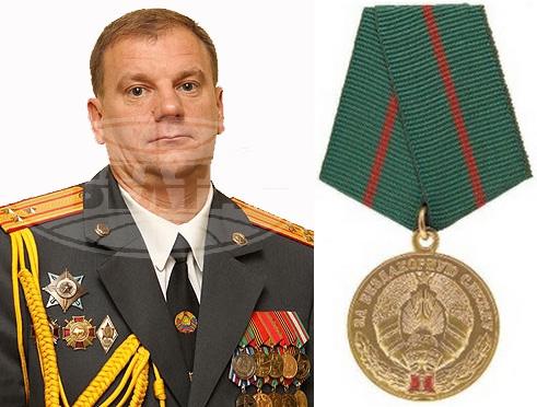 Убийство в СИЗО не помешало начальнику ДИН МВД получить медаль За безупречную службу