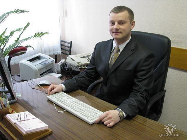 заместитель начальника отдела седьмого управления главного управления собственной безопасности МВД подполковник милиции Степан Шило