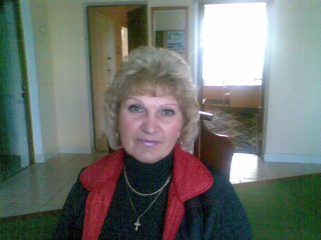 сотрудник Управления КГБ по Гродненской области Кушта Людмила Петровна