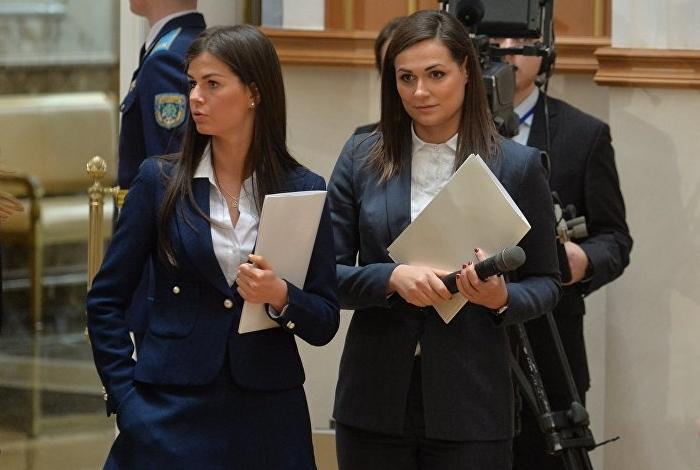 Дарья Шманай и Наталья Эйсмонт