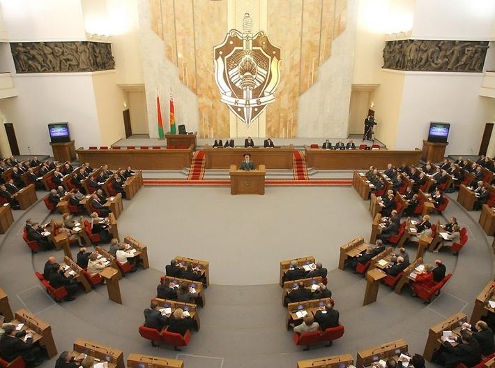 КГБ в Парламенте