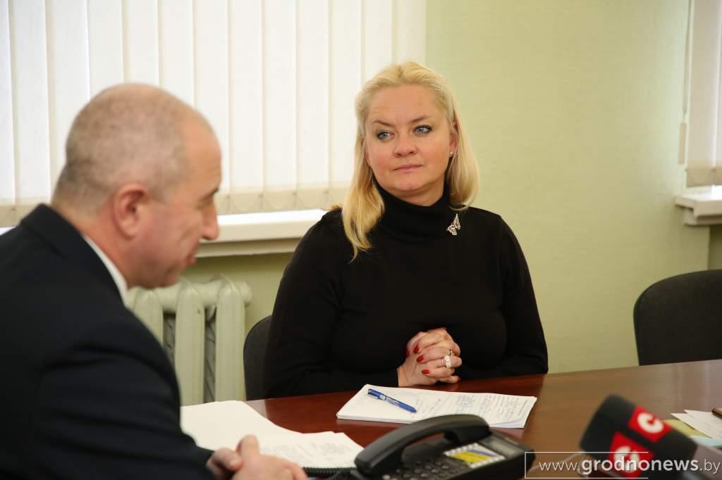 генерал Юрий Караев и Екатерина Федосенко