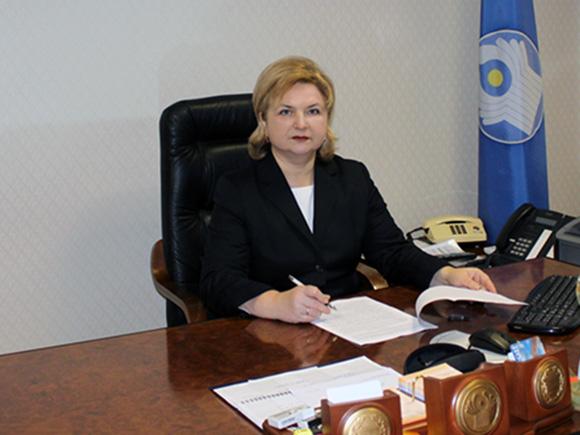 жена Председателя ВХС Каменкова