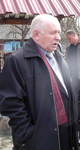 депутат райсовета, директор РУП ЖКХ Дмитрий Одинец