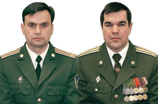 Сергей Шпегун и Валерий Вакульчик (конец 2011 г.)