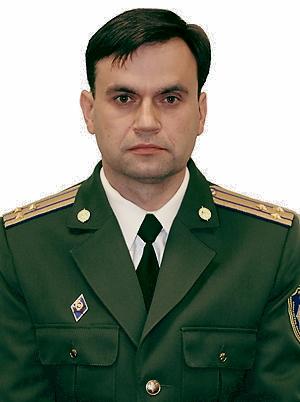 начальник ОАЦ полковник Сергей Шпегун 24 октября 2011 г.