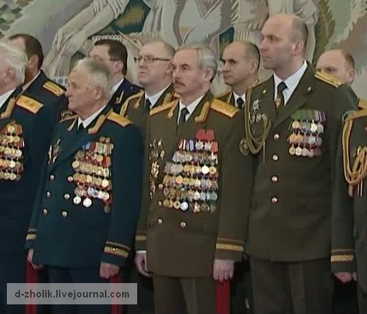 генерал-полковник Виктор Шейман