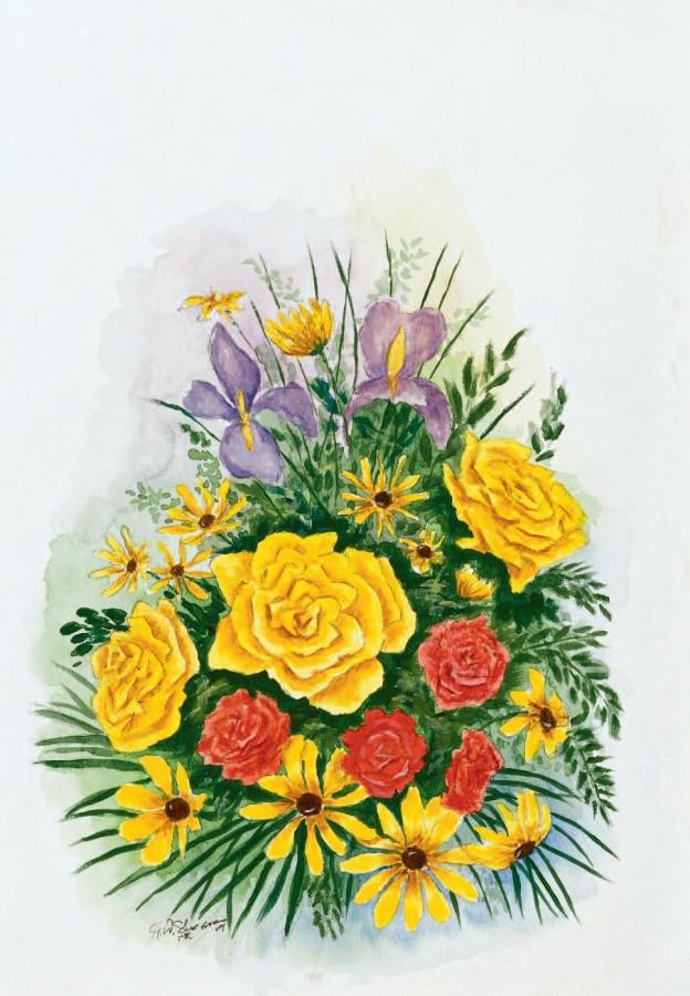 Grant William Sharman (Neuseeland), «Reg's Flowers»