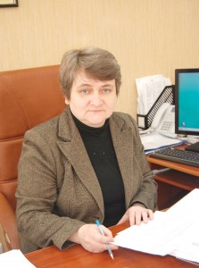 Yaryshkina