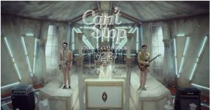 CNBlue - Can't Stop Music Video