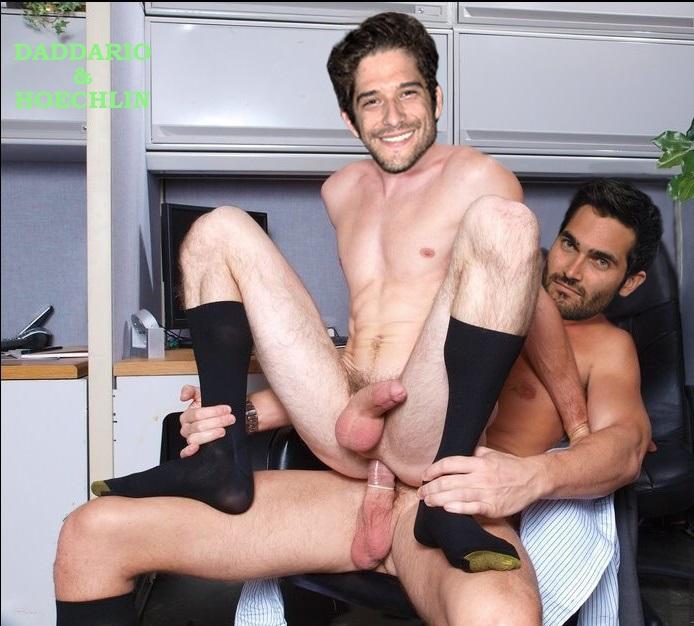 Tyler Hoechlin Sexy, Shirtless Scene In Teen Wolf