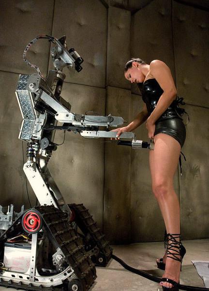 секс робот для девушки