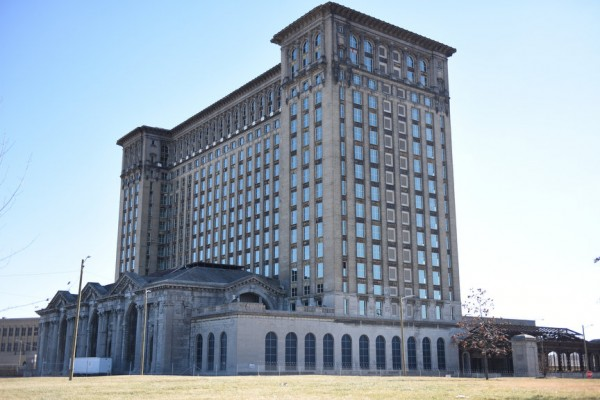 Michigan Central Station 1