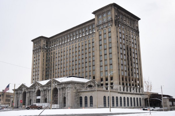 Michigan Central Station 11