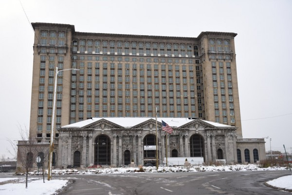 Michigan Central Station 8