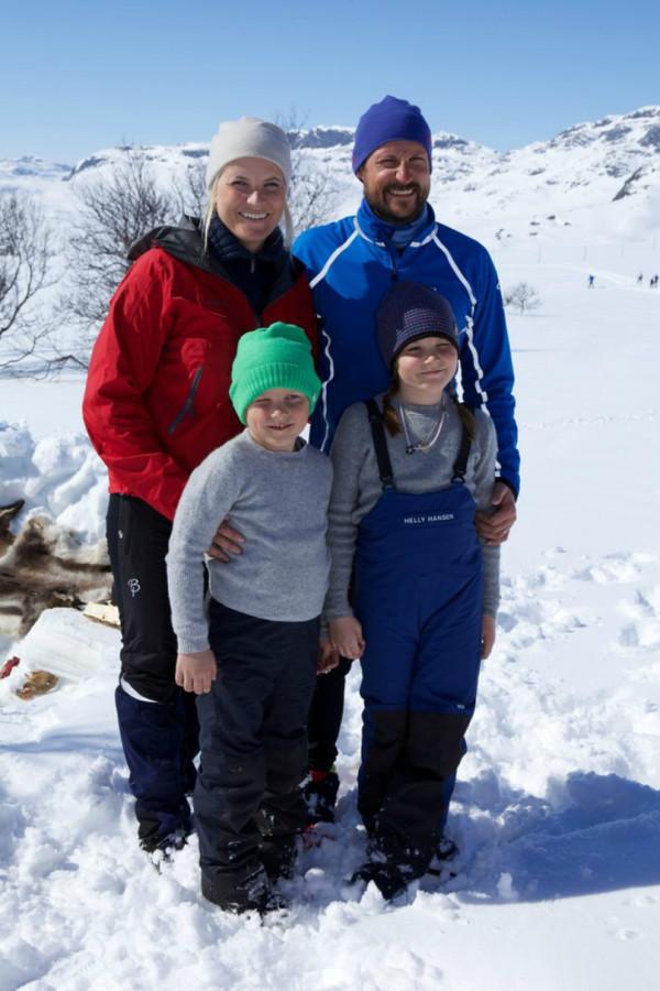 Princess+Mette+Marit+Prince+Haakon+Family+DFHZA6fMTG2x