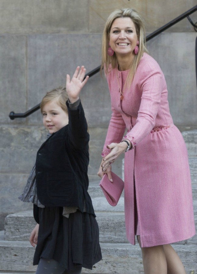 Queen+Maxima+Guests+Attend+Brunch+Day+After+GK3Us9ARIldx