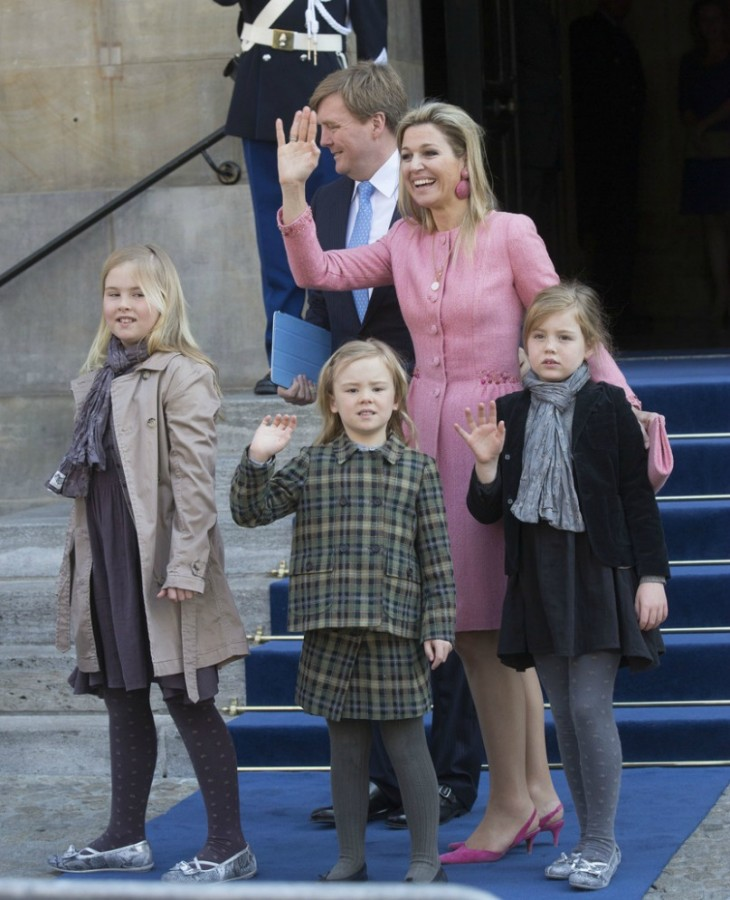 Queen+Maxima+Guests+Attend+Brunch+Day+After+-skUAu-iM4zx