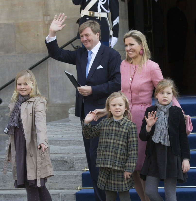 Queen+Maxima+Guests+Attend+Brunch+Day+After+zrqxi3--k7Sx