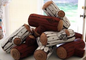 almohadas-troncos