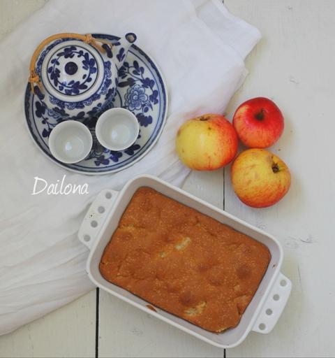Obuoliu pyragas 1
