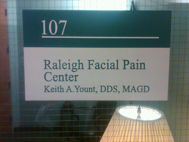 Raleigh Facial Pain Center