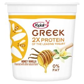 Yoplait Honey Vanilla Greek Yogurt