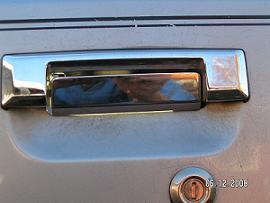 Driver's door handle
