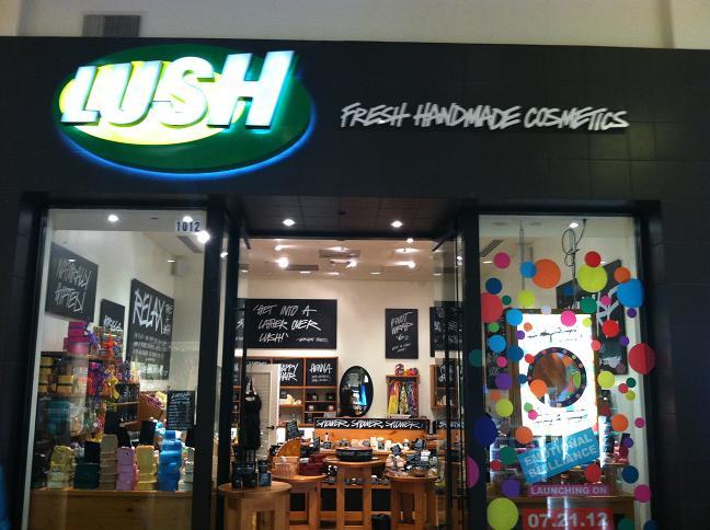 Lush: Fresh Handmade Cosmetics