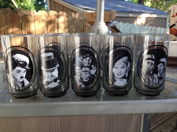 1979 Arby's Collector Glasses