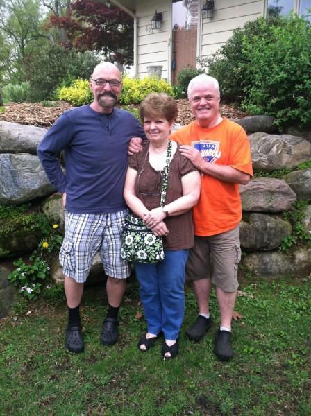 Bob, Kathy, and Charley
