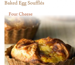 Four-cheese Egg Soufle