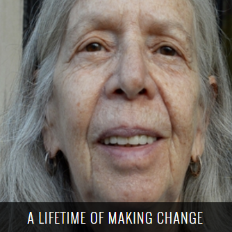 A Lifetime of Making Change