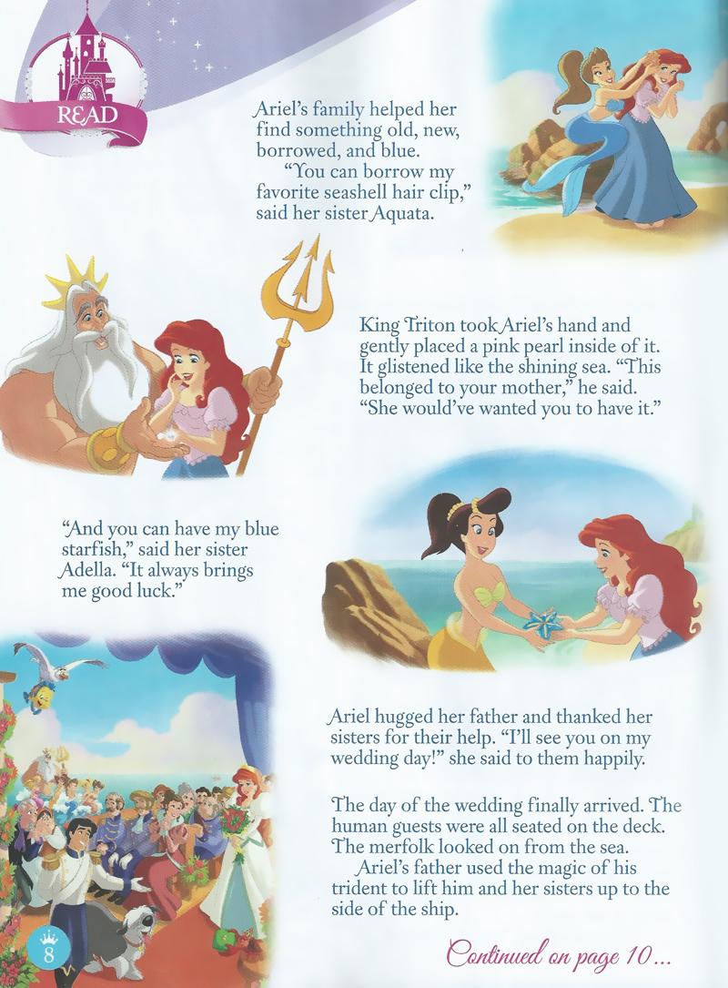 Disney Princess Magazine April May 2013 Scans Disney