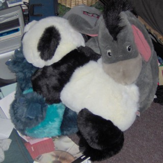 Stuffed Animals Gone Wild!