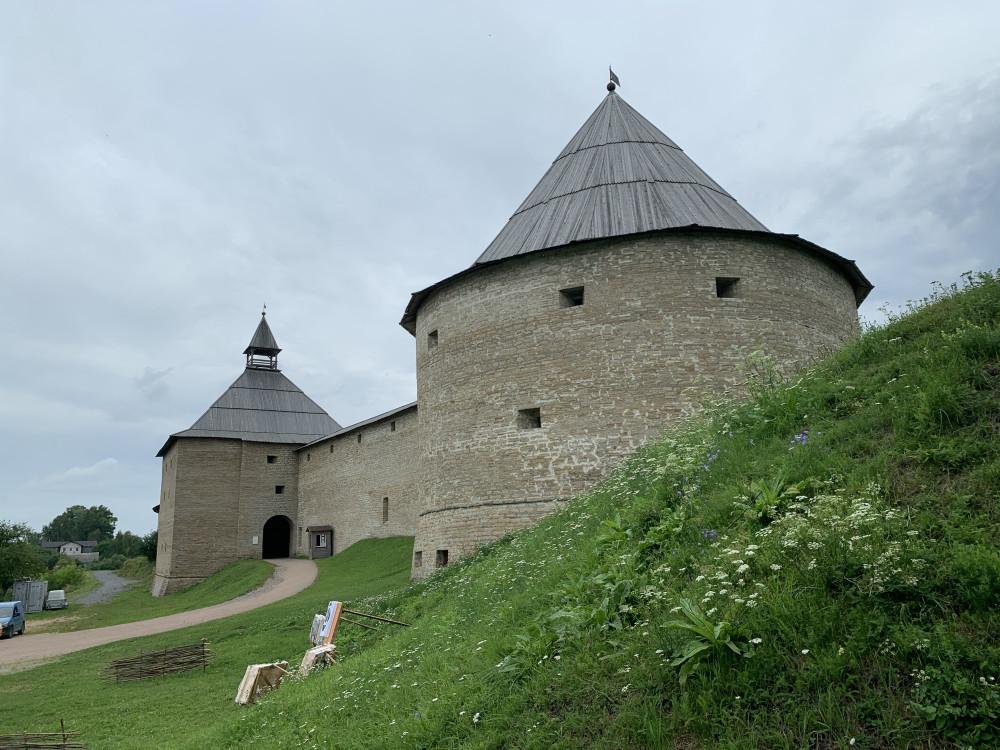 Крепость Старой Ладоги