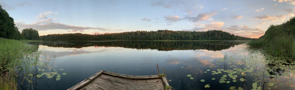 Озеро Минькинское