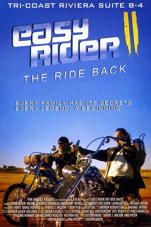 Easy Rider cover original photo