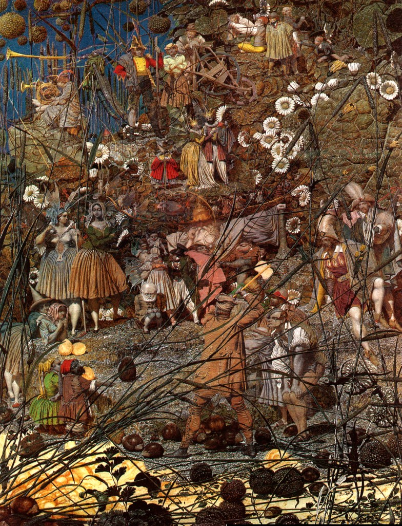 Richard Dadd - The Fairy Feller's Master-Stroke