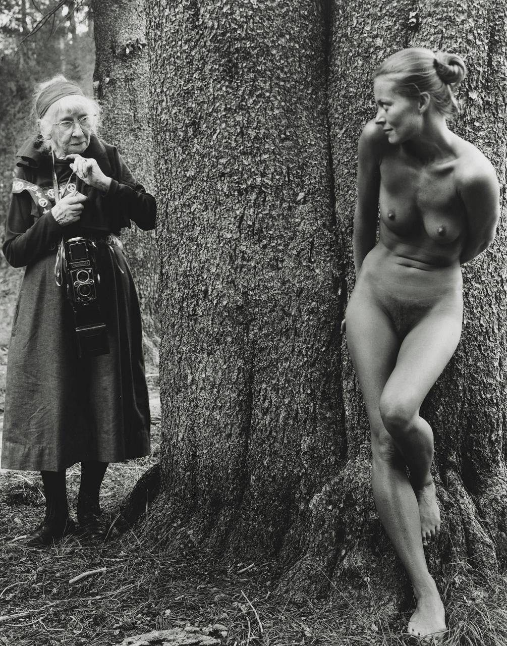 Judy Dater - Imogen & Twinka 1974