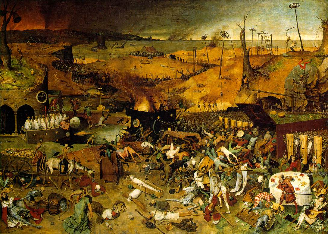 Brueghel - The Triumph of Death