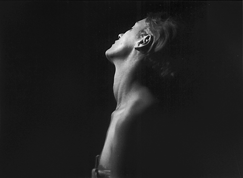 Man Ray - Lee Miller's neck