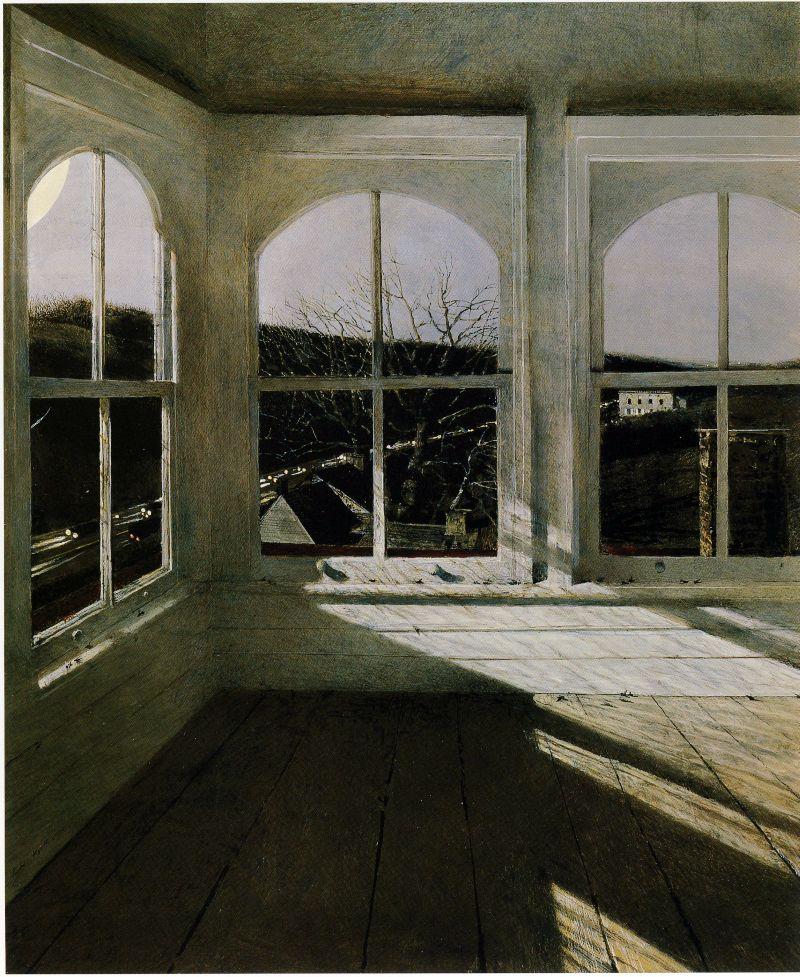 Andrew Wyeth - Renfield
