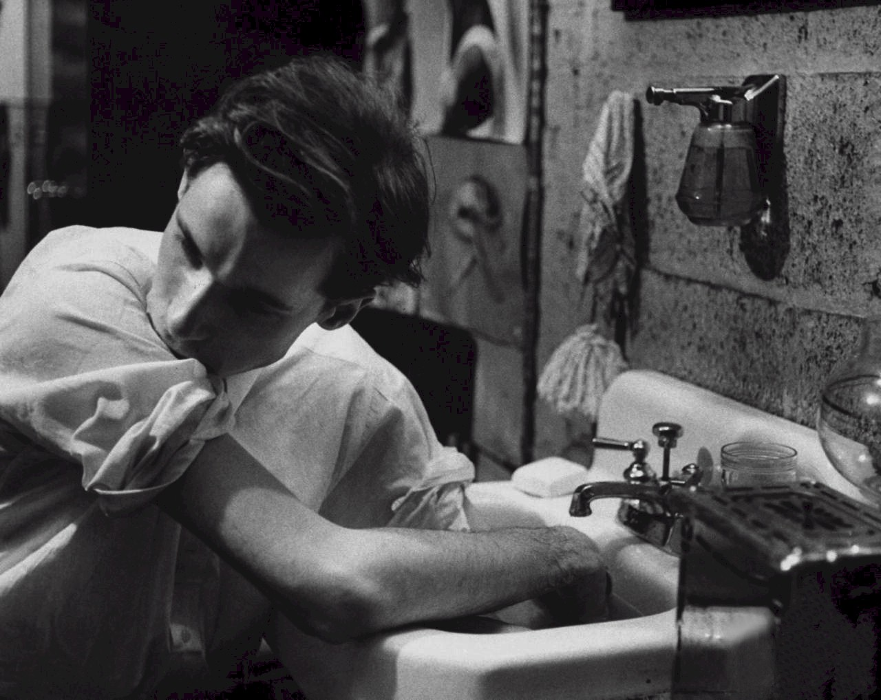 Gordon Parks - Glenn Gould 1955